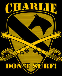 Charlie Don't Surf! Shirt