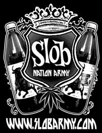 Slob Army Sticker